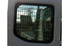 Van Guard Side Windows Security Grille (Tipper)