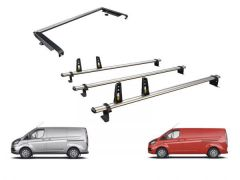 Van Guard 3 ULTI Bar & Rear Roller (Std Roof, Barn Doors)