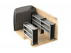 Van Guard Aluminium Racking Kit (SWB, Std Roof)