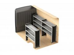 Van Guard Aluminium Racking Kit (L2H2)