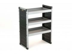 Van Guard Aluminium Racking Triple Flat Shelf Unit