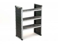 Van Guard Aluminium Racking Triple Angled Shelf Unit