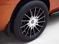 "Wolfrace Super-T 18"" Gloss Black & Polished Alloy Wheels"